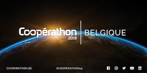 Coopérathon 2019 - Édition BELGIQUE