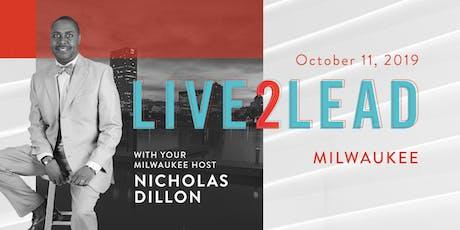 Live2Lead Milwaukee 2019 tickets