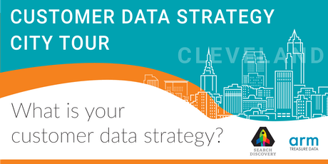 When Customer Data Platforms and Data Strategies Come Together: Cleveland, OH tickets