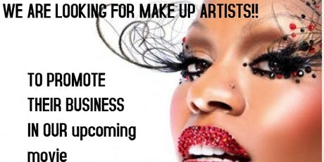 make up artists needed tickets