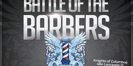 Battle of the Barbers tickets