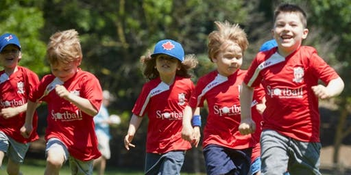Sportball Soccer and Baseball Free Trial Class ages 18mos-10 yrs