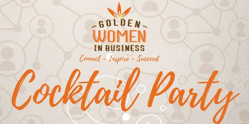 Golden Women in Business Annual Cocktail Party