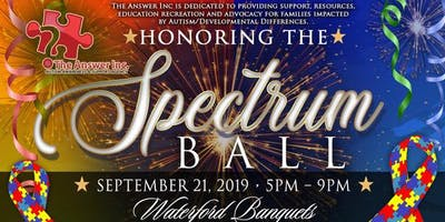 The Answer Inc. Honoring The Spectrum Ball