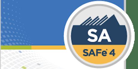 Leading SAFe® (Scaled Agile Framework) : SAFe® Agilist Training in Toronto tickets