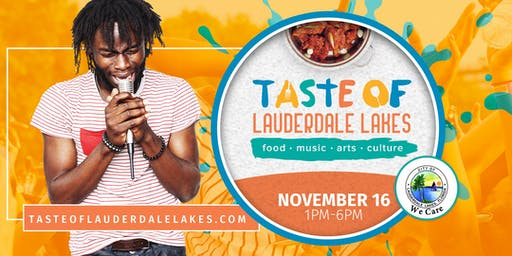 Taste of Lauderdale Lakes: Food, Music, Arts & Culture Festival