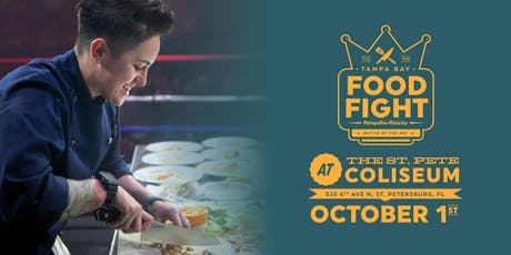 Tampa Bay Food Fight Battle of the Bay tickets