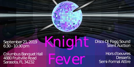 Knight Fever tickets