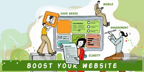 Make Your Website Work for Your Business tickets