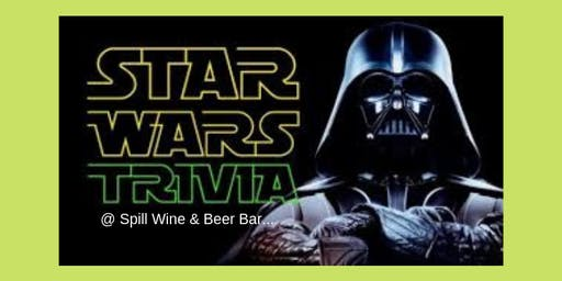 Trivia Night - STAR WARS