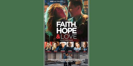 Faith, Hope & Love (the movie)
