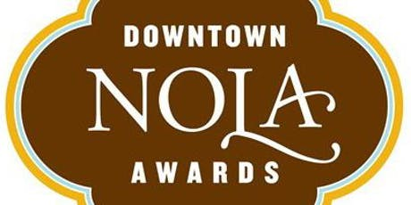 Downtown NOLA Awards 2019 tickets