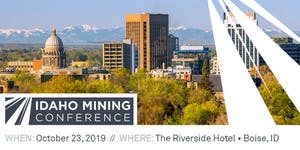 2019 Annual Idaho Mining Conference