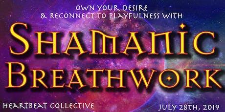 Shamanic Breathwork Journey tickets