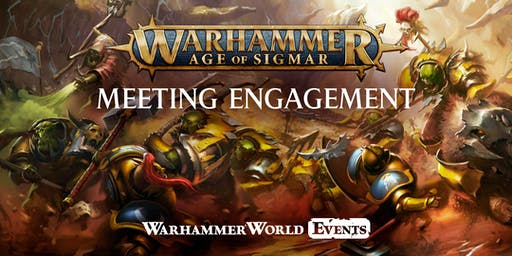 Warhammer Age of Sigmar Meeting Engagement