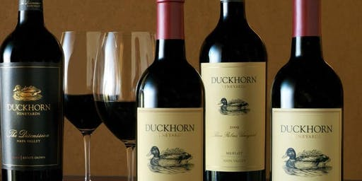 Duckhorn Vineyards Wine Tasting