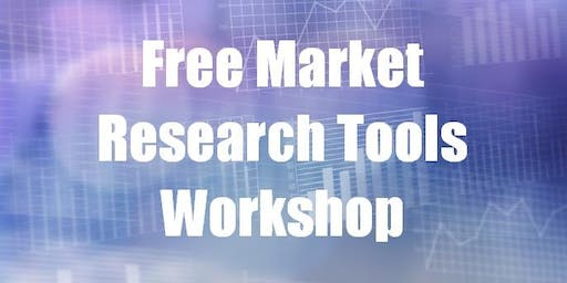 Free Market Research Tools Workshop