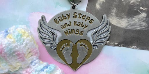 Now Only $12! 2019 Baby Steps/Baby Wings 1M/5K/10K, 13.1/26.2 -Raleigh