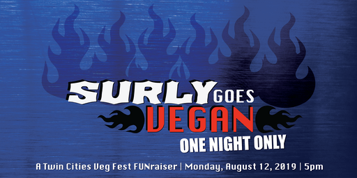 Surly Goes Vegan: A FUNraiser for Twin Cities Veg Fest