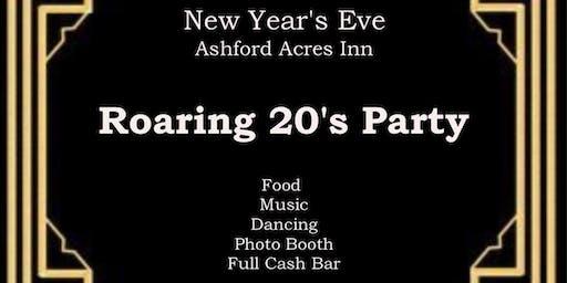 Roaring 20's Party at Ashford Acres Inn