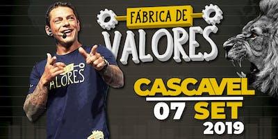 Encontro Fábrica de Valores - Cascavel/PR