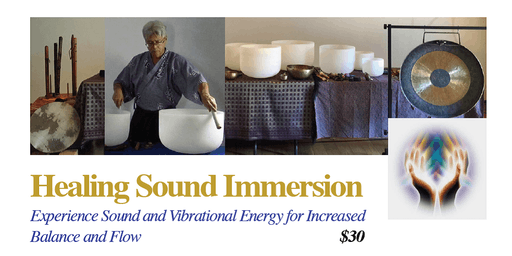 Healing Sound Immersion
