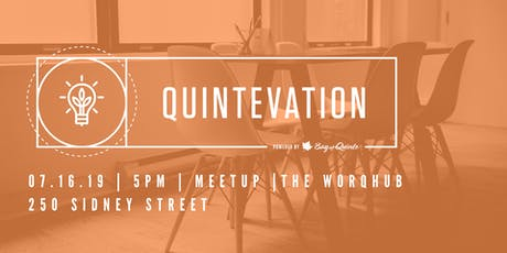 QuinteVation Meetup tickets