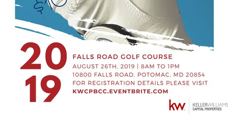 KWCP BCC ANNUAL GOLF TOURNAMENT 2019 tickets