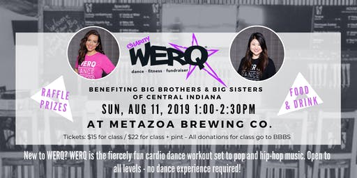 Metazoa charityWERQ for Big Brothers Big Sisters