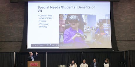XR in Assistive Technology tickets