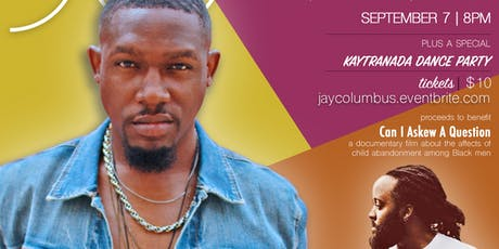Jay Columbus EP Release Concert & Kaytranada Experience tickets