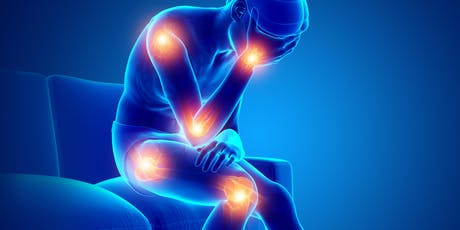Non-Surgical Solutions for Chronic Joint Pain and Inflammation tickets