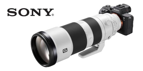 Sony 200-600 G Sneak Peek! tickets