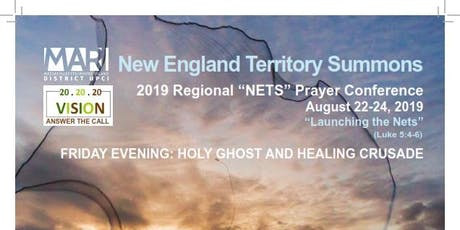 New England Territory Summons tickets