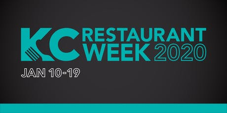 2020 Kansas City Restaurant Week tickets
