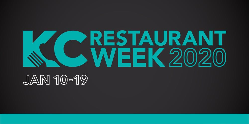 2020 Kansas City Restaurant Week Registration Fri Jan 10