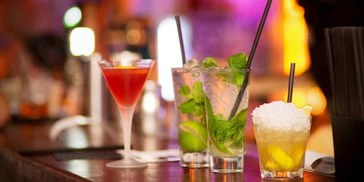 Cocktails in the City: Networking Happy Hour