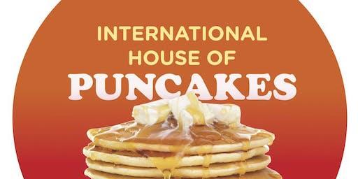 Live pun contest! International House of Puncakes!