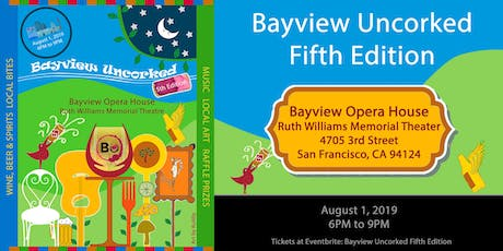 Bayview Uncorked  tickets