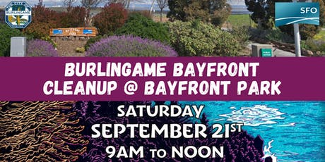 Burlingame Bayfront Cleanup (Bayfront Park) tickets