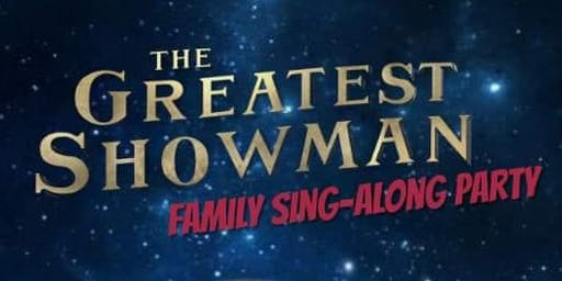 The Greatest Showman Summer Party