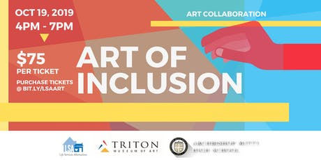 Art of Inclusion: Art Collaboration tickets