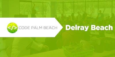 Beginner Coding Course for Kids | Delray Beach