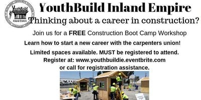 FREE-Construction Boot Camp Workshop-FREE