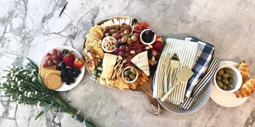 Cheese + Charcuterie Styling your own Board with The Gourmet Goddess