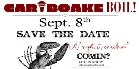 CARIBOAKE | BOIL  tickets