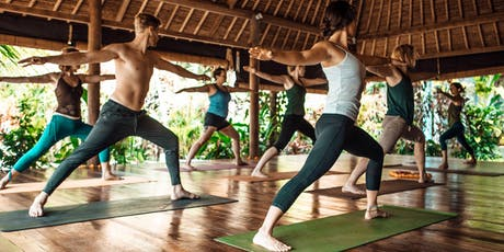 100-Hr Non-Certified Yoga Teacher Training: Module 1 tickets