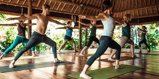 100-Hr Non-Certified Yoga Teacher Training: Module 1