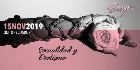 Sexpo Ecuador entradas