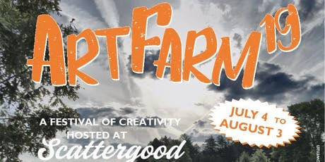 ArtFarm19 Art Bazaar: Part Two!  tickets